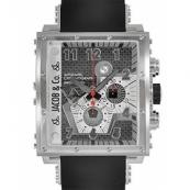 ジェイコブ 時計スーパーコピー エピックI クロノグラフ 自動巻き ブラック タイプ 新品メンズ