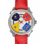 ジェイコブ 時計スーパーコピー クォーツステンレス ダイヤモンド シルバー