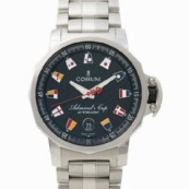 コルム 超安 アドミラルズカップ メンズ 腕時計 トロフィー 082.831.20
