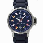 コルム アドミラルズカップ メンズ 腕時計トロフィー激安082.833.20
