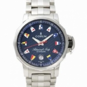 コルム 新品 アドミラルズカップ メンズ 腕時計 トロフィー082.833.20