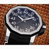 コルム アドミラルズカップ メンズ 腕時計 コンペティション価格 082.954.57/F371-AN32