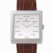 コルム 新品 バッキンガム メンズ 腕時計157.181.20