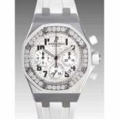 オーデマピゲ偽物腕時計スーパーコピーAUDEMARS PIGUET レディ ロイヤルオークオフショアクロノ 26048SK.ZZ D010CA.01