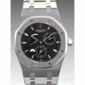 オーデマピゲ時計スーパーコピー N級品ロイヤルオークデュアルタイム 26120ST.OO. 1220ST.03