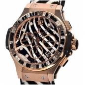 ウブロ時計スーパーコピービッグバン ゼブラゴールド 世界限定250本341.PX.7518.VR.1975