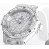 ウブロ時計スーパーコピー ビッグバン 38 スティール361.SE.9010.RW.1704