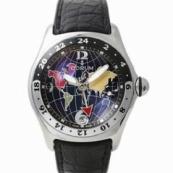コルム バブル メンズ 腕時計価格 GMT 383.250.20