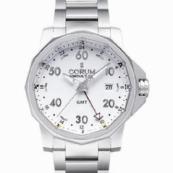 コルム アドミラルズカップ メンズ 腕時計 GMT 新作383.330.20/V701 AA12