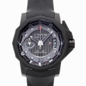 コルム アドミラルズカップ メンズ 腕時計 クロノグラフ44 985.643.20