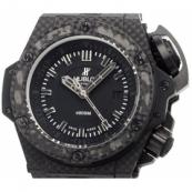 ウブロ 腕時計スーパーコピーオーシャノグラフィック 4000 カーボン 世界500本限定731.QX.1140.RX