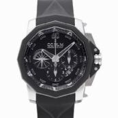 コルム アドミラルズカップ メンズ 腕時計 チャレンジャー48 クロノグラフ 超安753.935.06/0371 AN