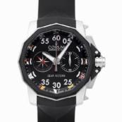 コルム価格 アドミラルズカップ メンズ 腕時計 リープセコンド 895.931.06/0371 AN92