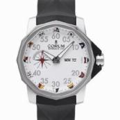 コルム新作 アドミラルズカップ メンズ 腕時計 コンペティション 947.931.04/0371 AA12