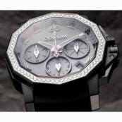 コルム アドミラルズカップ メンズ 腕時計 チャレンジャー40 クロノグラフ 価格984.970.97/F371 AA32