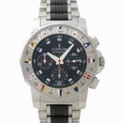 コルム 新品 アドミラルズカップ メンズ 腕時計 クロノ985.630.20