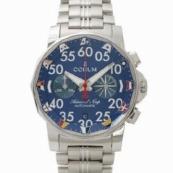 コルム 新品 アドミラルズカップ メンズ 腕時計44 リミテッドエディション985.74.320