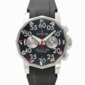 コルム アドミラルズカップ メンズ 腕時計44 リミテッドエディション新品985.741.20/F371