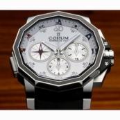 コルム アドミラルズカップ メンズ 腕時計 チャレンジ44 スプリットセコンド クロノグラフ激安 986.691.11/F371 AA92
