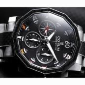 コルム アドミラルズカップ メンズ 腕時計 チャレンジ44 スプリットセコンド クロノグラフ 新作986.691.11/V761-AN92