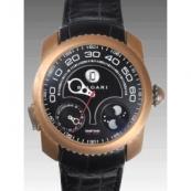 ブルガリスーパーコピー時計 ジェラルド・ジェンタ ジェフィカハンター BGF47BBLDBR/ GMTMP