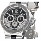 ブルガリスーパーコピー時計 ディアゴノ カリブロ303DG42BSLDCH