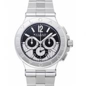 ブルガリ 時計 ディアゴノ コピーキャリブロ 303 クロノグラフ DG42BSSDCH