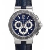 ブルガリ時計 ディアゴノ コピーDG42C3SLDCH カリブロ303 スペシャルエディション クロノグラフ