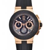 ブルガリ 時計 ディアゴノ コピークロノ DGP42BGVDCH