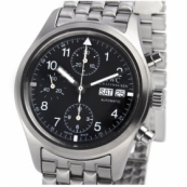 IWCコピー IWC腕時計 メカニカル フリーガークロノ IW370607