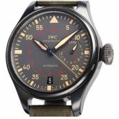 IWC時計スーパーコピー パイロットウォッチ ビッグパイロット・トップガン ミラマーIW501902