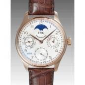 ポルトギーゼ IWC パーペチュアルカレンダーIWC激安時計IW502306