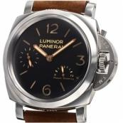 パネライ時計スーパーコピー ルミノールパワーリザーブ1950 3デイズ 47mmPAM00423