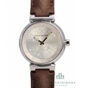 ルイ・ヴィトンコピー 激安 タンブール ラブリーダイヤ 腕時計 Q131F1