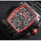 リシャール・ミル時計スーパーコピーフェリペ・マッサAsian 7750搭載 28800振動