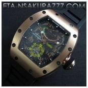 リシャール・ミル時計スーパーコピー フェリペ・マッサ, Asian 21600振動超安