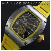 リシャール・ミル時計スーパーコピー フェリペ・マッサ, Asian 21600振動価格