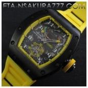 リシャール・ミル時計スーパーコピー フェリペ・マッサ, Asian 21600振動新作