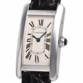 カルティエコピー 腕時計 タンクアメリカン SM W2601956