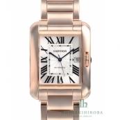 カルティエ時計店舗 タンクアングレーズ LM コピーW5310002
