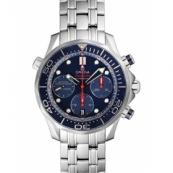 オメガ時計スーパーコピー シーマスター 人気ダイバー300 コーアクシャルクロノグラフ 212.30.42.50.03.001