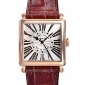 フランクミュラー 腕時計スーパーコピー マスタースクエア コピー6000HSCDT RELIEF