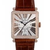 フランクミュラー 腕時計スーパーコピー マスタースクエア コピー6000HSCDTD RELIEF