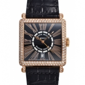 フランクミュラースーパーコピー時計 マスタースクエア 新品6000HSCDTD RELIEF