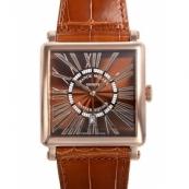フランクミュラー腕時計スーパーコピー マスタースクエア 価格6000KSCDT RELIEF
