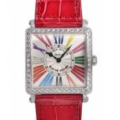 フランクミュラー 腕時計スーパーコピーマスタースクエア 超安カラードリームス 6002MQZ COL DRM R D1R