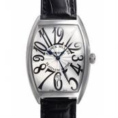 フランクミュラースーパーコピー時計 トノーカーベックス 新品6850BSCDTVA