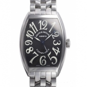 フランクミュラースーパーコピー時計 トノーカーベックス 人気カサブランカ 6850CASAMC