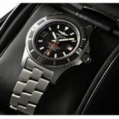 ブライトリング腕時計スーパーコピー スーパーオーシャン44 A188B80PRS 黒文字盤