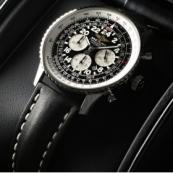ブライトリング時計スーパーコピー ナビタイマー コスモノート A222B67KBD 黒文字盤